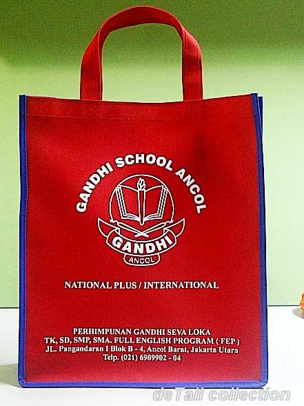 Goodie bag promosi produk perusahaan