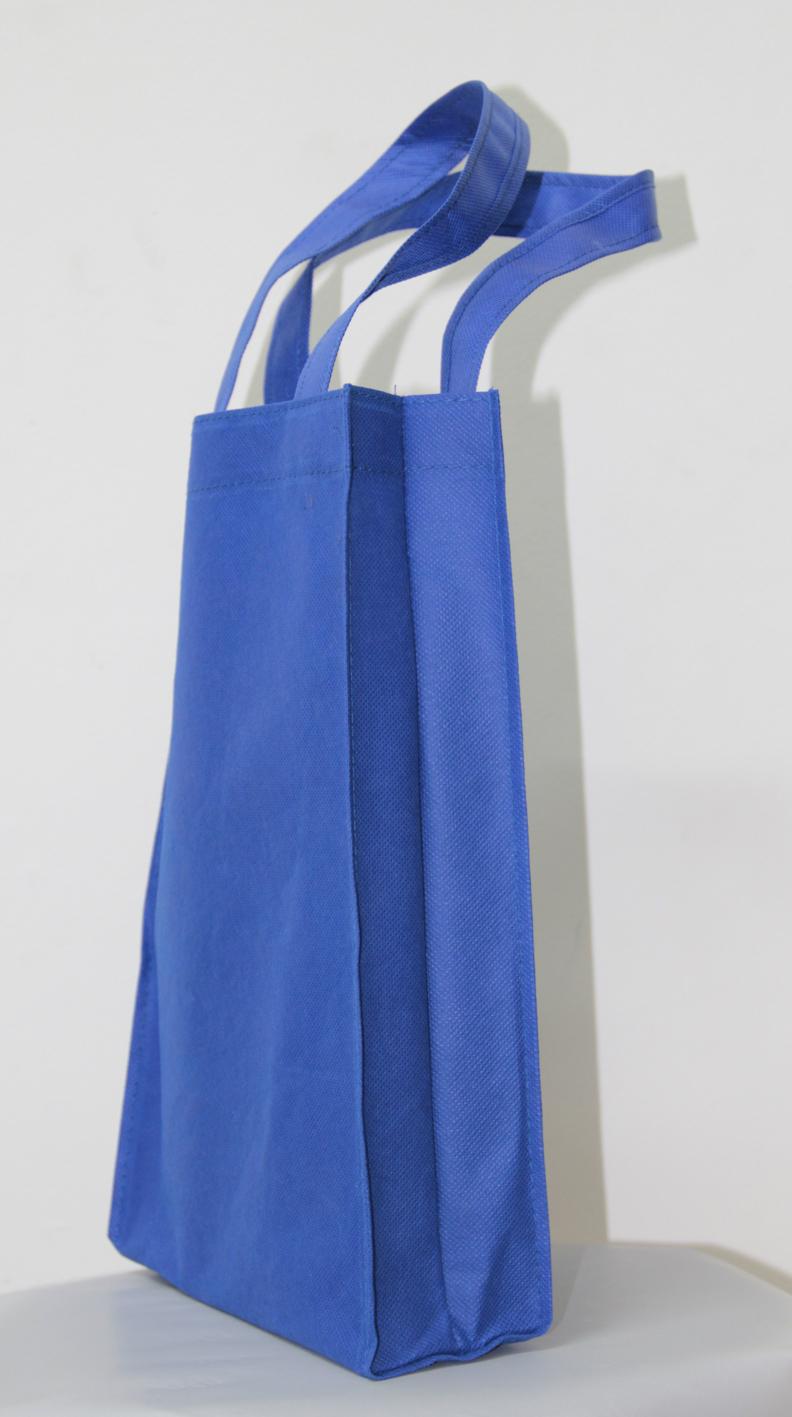 goody bag polos ready stock biru pesanan ibu etty di kuningan jakarta