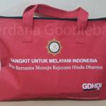 Tas Seminar dengan zipper event GDHDI