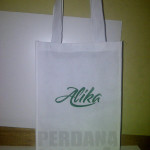 tas souvenir alika - perdana goodie bag