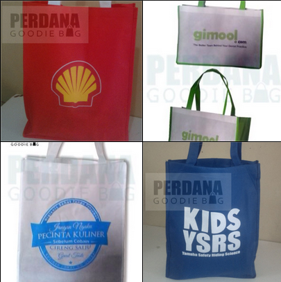 dust bag or goodie bag by perdana