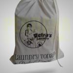 drawstring bag custom untuk laundry bag
