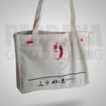 tas bahan blacu COC untuk klien di kebayoran baru jaksel