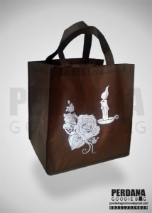 goodie bag lunch boxspunbond bunga