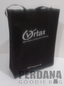 Tas Promosi Spunbond Ortax Klien Rawamagun Jakarta Timur Perdana