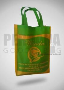 Tas Souvenir Bahan Non Woven Untuk Klien Di Manado