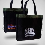 Tas Kanvas Kombinasi Batik Di Jend Sudirman Jakarta Selatan