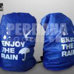 Cover Ransel Pelindung Tas Saat Hujan