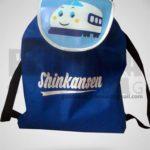 Goodie Bag Serut Ultah Dengan Desain Custom