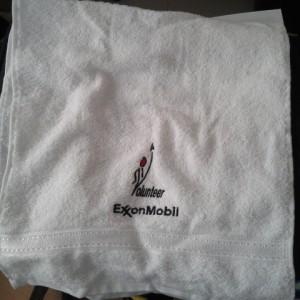 Souvenir handuk untuk promosi