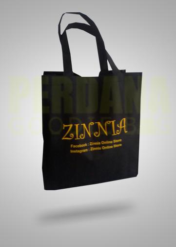 produsen tas ramah lingkungan Spunbond Zinnia