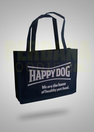 tas belanja ramah lingkungan happy dog