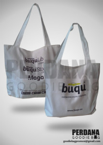 tas bahan blacu - BUqu