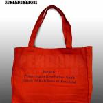 Jual Tote Bag Kanvas Murah Sablon Custom Di Pontianak