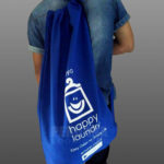 Tas Kanvas Laundry Untuk Klien Di Bandar Lampung