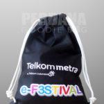 Berbagai Model Goodie Bag Serut Lucu Untuk Berbagai Event