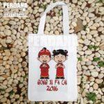 Rayakan Imlek Dengan Tas Souvenir Imlek Menarik
