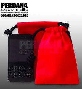 contoh pouch spunbond