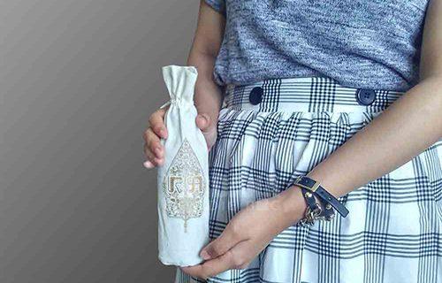 Souvenir Pernikahan Tas Blacu Yang Unik