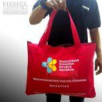 Tas Souvenir Acara Kemenkes Di Makassar