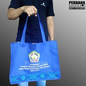 Q3163 tas seminar batik aceh murah perdana goodie bag