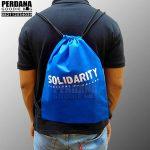 Jual Tas Spunbond Sablon Model Serut Murah Di Medan