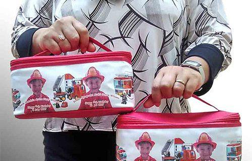 Contoh Dan Ide Goodie Bag Ultah Anak Pouch Di Petukangan Selatan