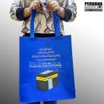 Pesanan Souvenir Tas Haji Dan Umroh Klien Di Kelapa Gading