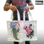 Tas Printing Sublim Kanvas Lukisan Project Di Taman Sari Jakarta Barat