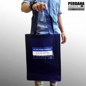 tote bag murah spunbond PTI Kuningan by Perdana Goodie Bag Q3637