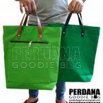 Model Tote Bag Bahan Kanvas OJK Jakarta Selatan