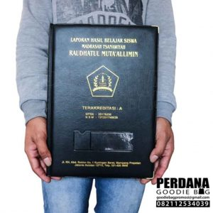 jual map folder custom di Perdana Goodie Bag