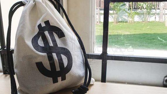 tas blacu serut dollar pasar minggu by perdana Q3790