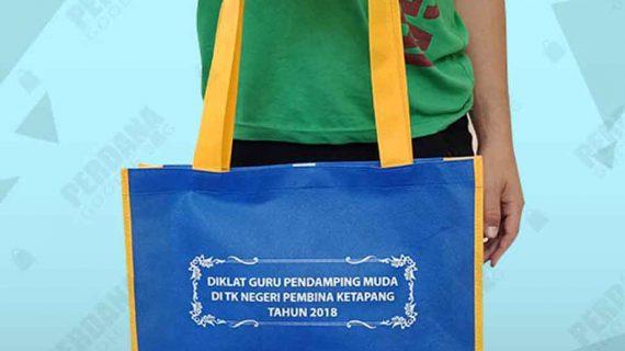 goodie bag diklat spunbond di Ketapang by Perdana Q4122