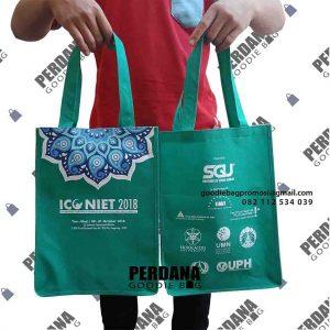 souvenir tas bahan furing sablon SGU Alam Sutera id4463