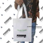 Contoh Tas Promosi Hotel Palm Park Surabaya Produksi Perdana