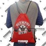 Produksi Tas Serut Kain Furing Olympus Priuk Tangerang