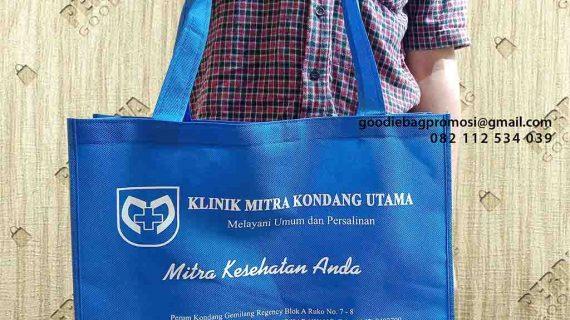 Contoh Tas Souvenir Klinik Klien Di Karawang Jawa Barat