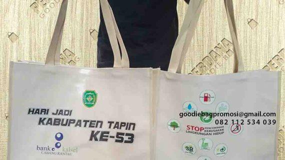 Goodie Bag Hari Jadi Dinas Lingkungan Hidup Tapin KalSel