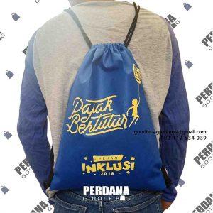 goodie bag serut ransel pajak di Sulawesi Selatan id4517