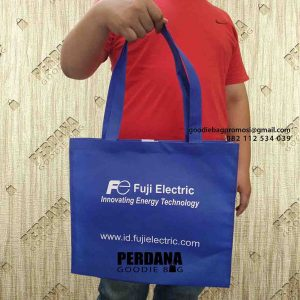 contoh goodie bag promosi dengan perekat by Perdana id4404