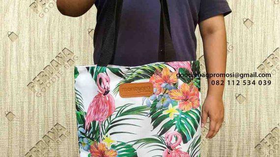 Tote Bag Custom Full Color Jl. Komp Taman Hidup Baru Pademangan