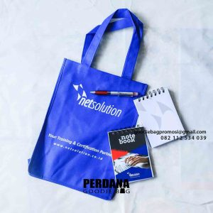 jual paket tas seminar kit Perdana Goodie Bag