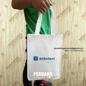 contoh tas untuk promosi jinjing bahan spunbond by Perdana id5070