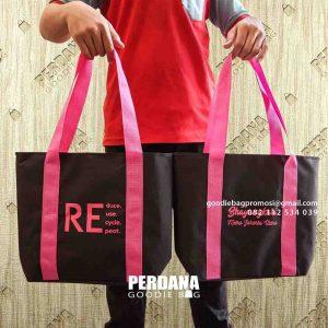contoh tas jinjing souvenir bhayangkari by Perdana id5122