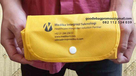 Tas Souvenir Lipat Medika Integrasi Teknologi Gatot Subroto