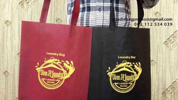 Tas Laundry Custom Kirim Ke Barong Tongkok, Kutai Barat Kalimantan Timur