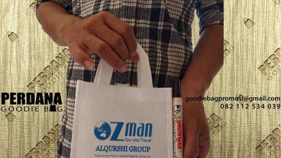Tas Promosi Untuk Travell Jalan Amil Pejaten Barat