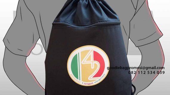 Produksi Drawstring Bag Custom Di Kirim Ke Banjarmasin Tengah Kal-Sel