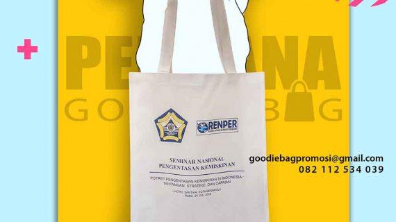 Tas Seminar Cepat Di Kirim Ke Kantor RENPER Universitas Bengkulu